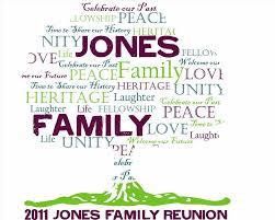 Printable Family Reunion Invitations Template Invitation Bingo Free Printable Bingo Family Free