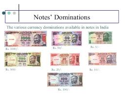 Indian Currency Chart For School Project Fake Note Detection