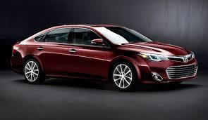 Sensational 2013 Toyota Avalon World Debut 2012