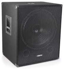 SMWBA18 Bi-Amplifier Subwoofer 18