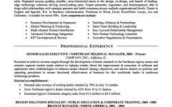 Executive Resume Format | Cover Letter