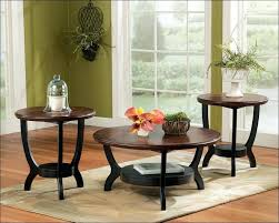 ashley furniture 3 piece table set sumptuous design ideas furniture round coffee table amazing pascal