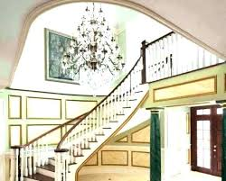 crystal chandelier for foyer foyer crystal chandelier hallway with large lighting cleaning tips chandeliers s modern