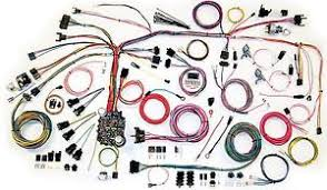 68 camaro wiring harness 67 68 chevy camaro classic update american autowire wiring harness kit 500661