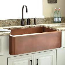 farmhouse sink copper sink white kitchen design with copper sinks in farmhouse sink ideas and kitchen faucets farmhouse kitchen sink