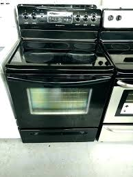 glass stove top cover electric smooth range covers protective