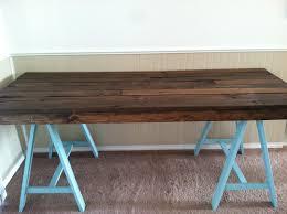 Particular Diy Pallet Desk Diy Pallet Desk in Diy Corner Desk