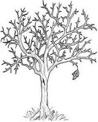 Small Picture Coloring Bare Tree clip art vector clip art online royalty free