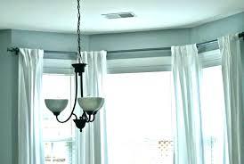 bendable shower curtain rod canada half circle curtain rod exquisite design