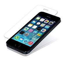 Tempered Glass Screen Protector Scratch Guard for Apple Iphone 5
