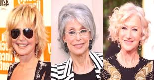 účesy Pro ženy 50 Let Pro Krátké Vlasy Fotografie