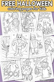 Free coloring pages to download and print. Halloween Coloring Pages For Kids Itsybitsyfun Com