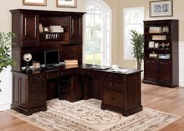 walnut office desks. tami dark walnut office desk w antique style handles cmdk6384 desks