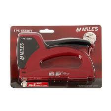 Степлер мебельный <b>Miles</b>, 6-14 мм, <b>тип скоб 53</b>, пластиковый ...