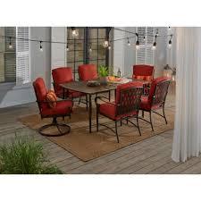 oak cliff patio dining furniture