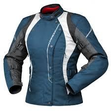 2019 dririder womens 2 jacket atlantic blue