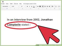 how to cite an interview mla format how to cite an interview in mla format with sample citations