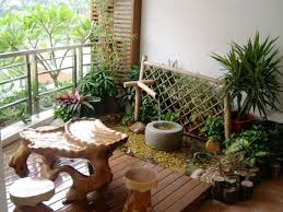 Small Picture Balcony Garden Design Home Design Ideas