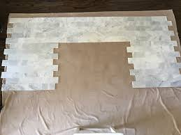 Tile Fireplace Makeover Gbo Home Fireplace Makeover Update Progress Pics And Tips