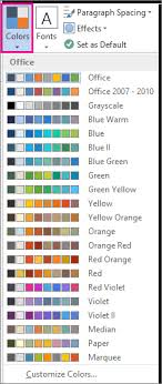 office color palettes. Theme Colors Gallery Office Color Palettes