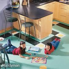 how to lay a vinyl tile floor vct flooring