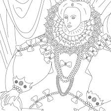 Queen elizabeth i tudor portrait reproduction locket finger ring, renaissance, medieval, sca cosplay ren faire dress. Thanks For Subscribing Renaissance English History Podcast Coloring Pages Free Coloring Pages Famous Art Coloring