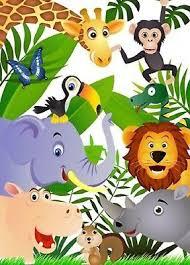 jungle wallpaper for kids. Simple For For Jungle Wallpaper Kids