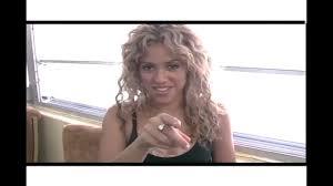 Shakira - Making of La Tortura - YouTube