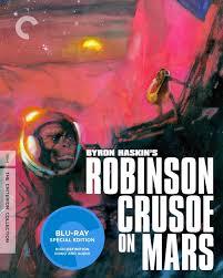 robinson crusoe on mars blu ray