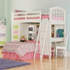 ... Teen Desks White Girls For Smallom Grey Kids Bunk With Desk And Ladder  Idea Plus Cozy Stunning Deskor Girls Room ...