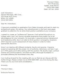 Science Student Cover Letter Dailyvitamint Com
