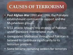 presentation onterrorism terrorism in <br