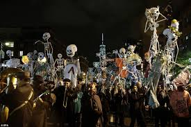 Image result for halloween new york parade