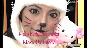 how to do inspiration o kitty makeup fun great for