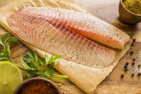 cooked tilapia fish