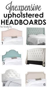 cheap upholstered headboards. Exellent Headboards Inexpensive Upholstered Headboards On Cheap Upholstered Headboards Two Twenty One