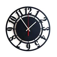 industrial wall clock large clocks for nz