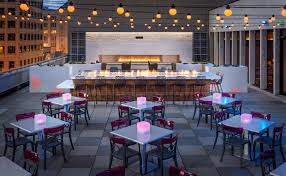 Restaurant patio bar Vintage Eater Seattle Great Spots For Outdoor Dining And Drinking In Seattle Summer 2018
