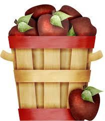 apple basket clipart. apples. apple basketsfood clipartfruit basket clipart