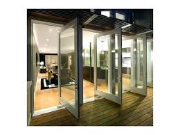 large folding glass doors folding glass doors large size of exterior folding doors folding sliding patio