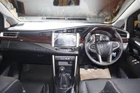 Toyota Innova Crysta 2.7L Petrol launch in India by Diwali