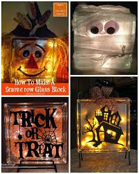 glass block craft ideas