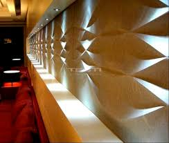 natural stone decorative panel wall mounted 3d cafe restaurant roma arabia saudita