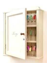 Key box holder Grey Decorative Key Cabinet Great Key Box Holder 18meinfo Decorative Key Cabinet Great Key Box Holder Plain Wooden Key Box