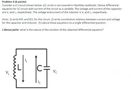 prepossessing consider a lc circuit shown below circle is n inductor charging equation ba b large