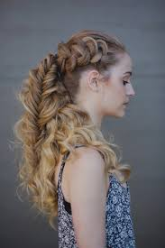 Viking Hairstyle Female how to create a voluminous viking braid 8817 by wearticles.com