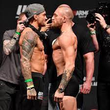 UFC: Dustin Poirier tut Provokationen ...