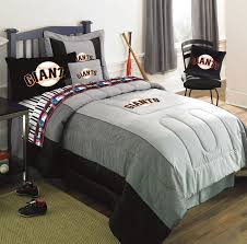 san francisco giants twin size sheets set zoom