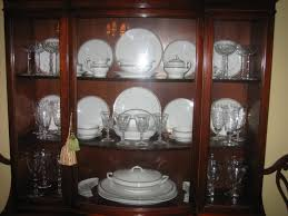 How to display crystal glassware and china   HOME- furniture   Pinterest    Crystal glassware, China and Display