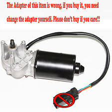 jeep wrangler wiper motor windshield wiper motor for jeep tj wrangler wtih wrong adapter connector